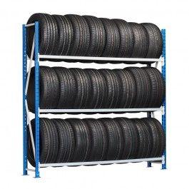 Rack de rangement et support pour pneus