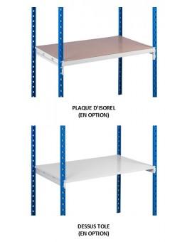 Solution d'étagere pour le classement des classeurs a levier