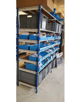 Entrepôt//Garage//stockage rayonnage étagère rayonnage Parcel Picking