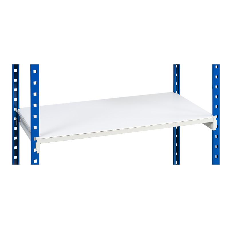 Dessus PVC pour rayonnage léger