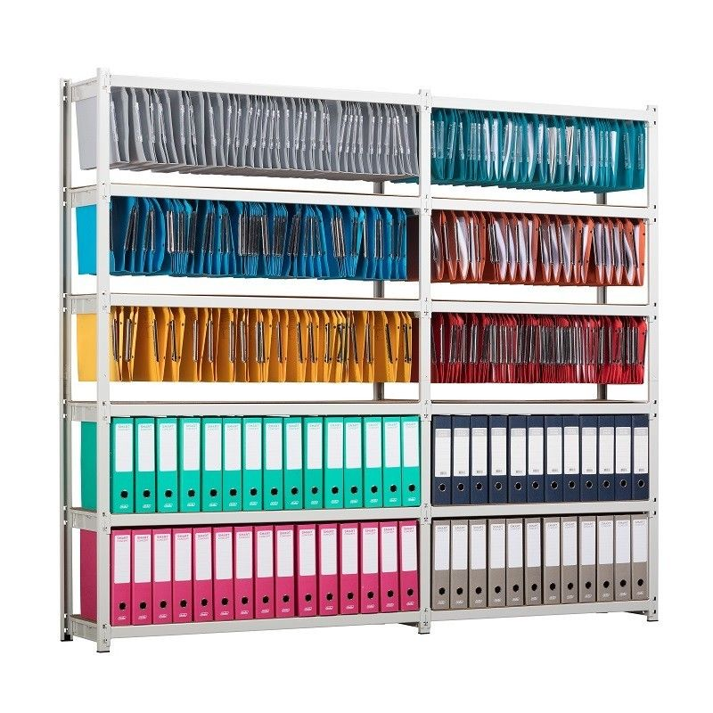 Accessoires pour rayonnage d'archives et rack de rangement