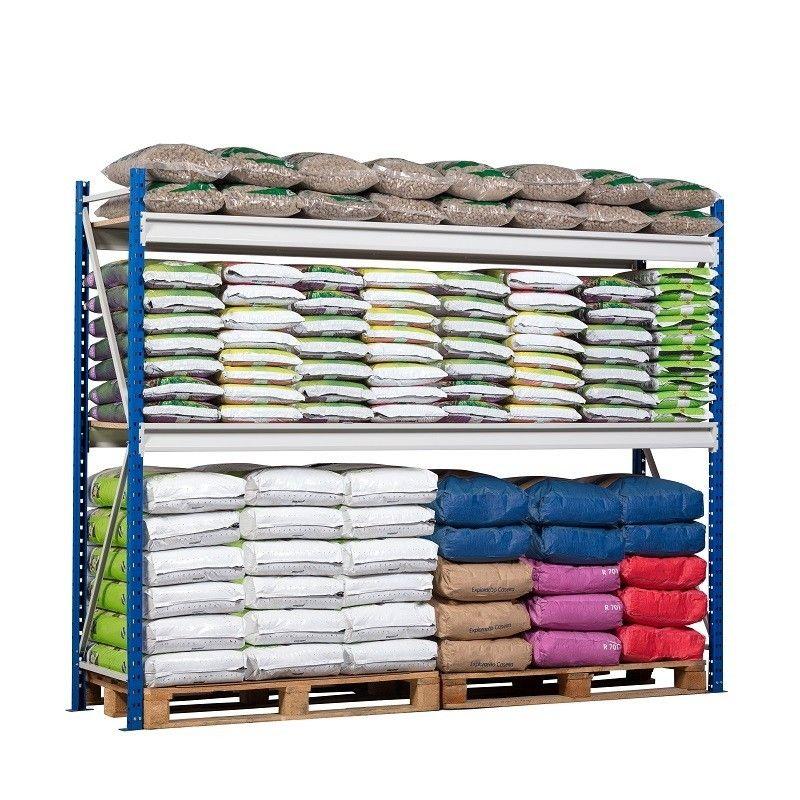 Accessoires pour rack et rayonnage semi lourd et lourd