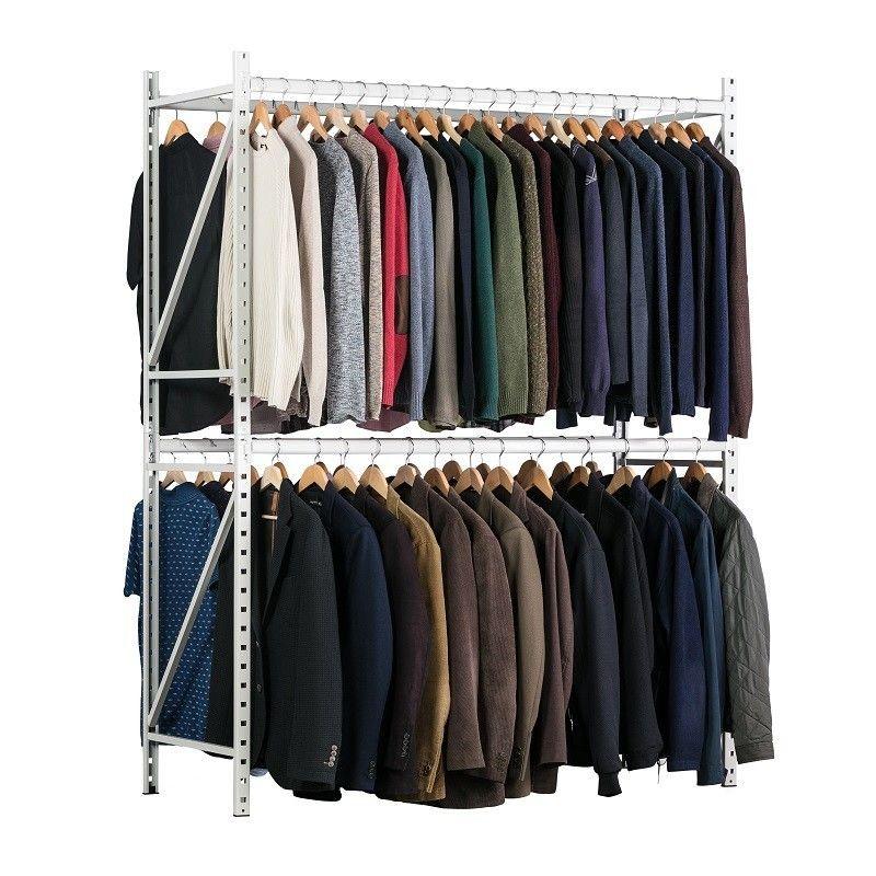 Accessoires pour rack et rayonnage textile et vêtements